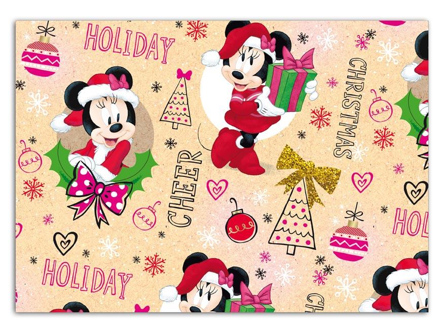 Balaici papier vianočný LUX YV025 Disney (Minnie)