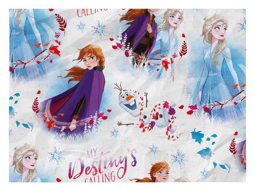 Baliaci papier Disney Y040 (Frozen) 100x70 LUX