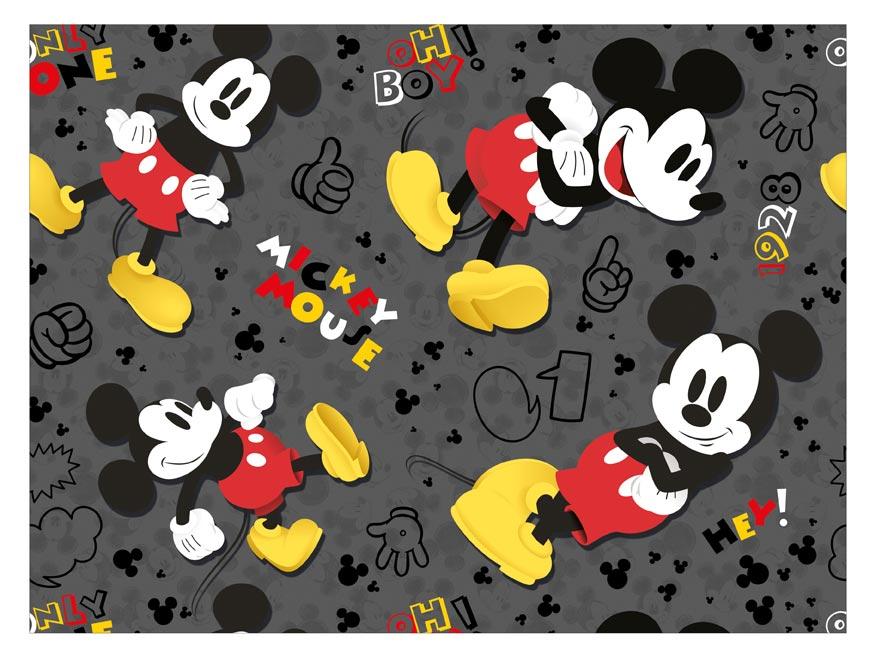 Baliaci papier Disney Y042 (Mickey) 100x70 LUX