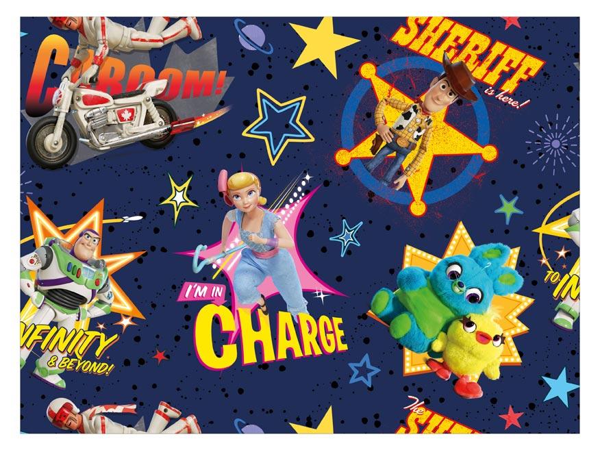 Baliaci papier Disney Y044 (Toy Story) 100x70 LUX