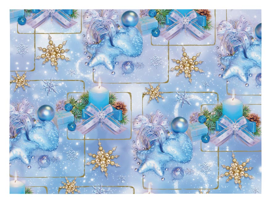 MFP 5811472 baliaci papier vianočný LUX V224 100x70