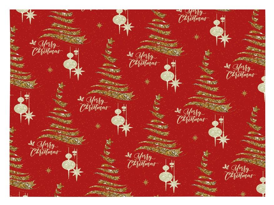 MFP 5811473 baliaci papier vianočný LUX V225 100x70