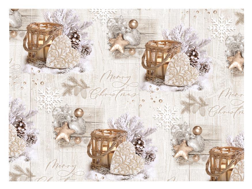 MFP 5811475 Baliaci papier vianočný LUX V227 100x70