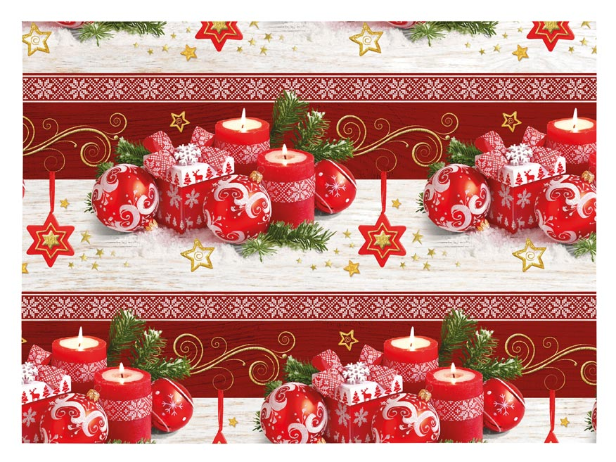 baliaci papier vianočný LUX V228 100x70 5811476