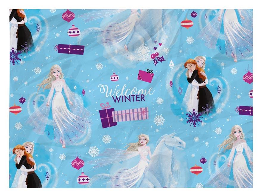 baliaci papier vianočný LUX YV033 Disney (Frozen) 5811480