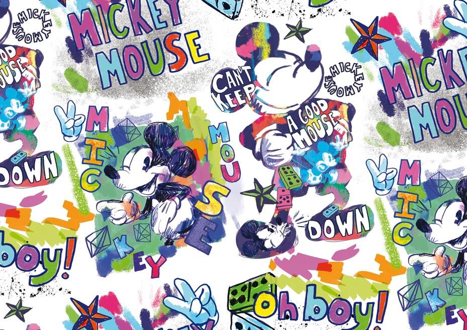 baliaci papier Disney Y047 (Mickey) 100x70 LUX 5811487