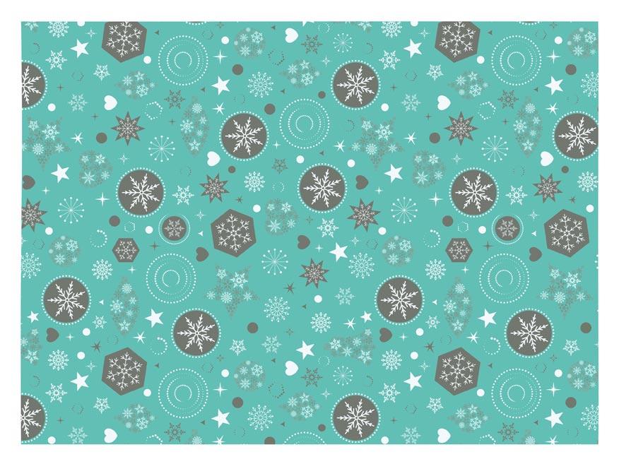 baliaci papier vianočný klasik V232 100x70 5811540