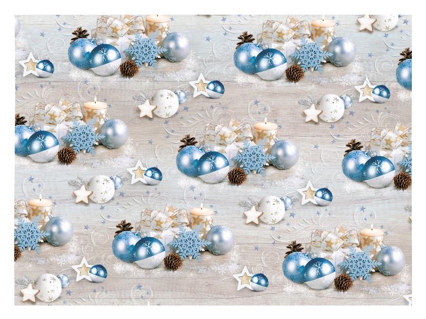 baliaci papier vianočný klasik V234 100x70 5811542