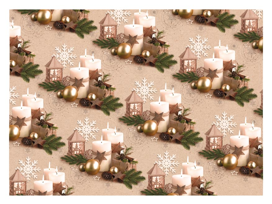 baliaci papier vianočný LUX V237 100x70 5811545