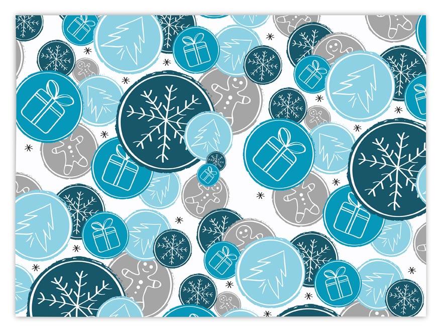 baliaci papier vianočný LUX V239 100x70 5811547