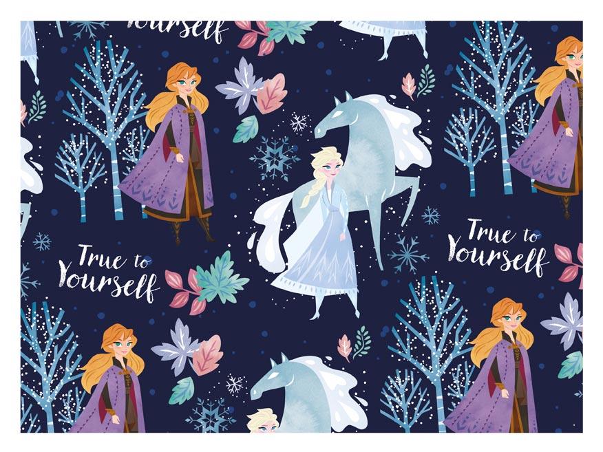 baliaci papier vianočný LUX YV040 Disney (Frozen) 5811556