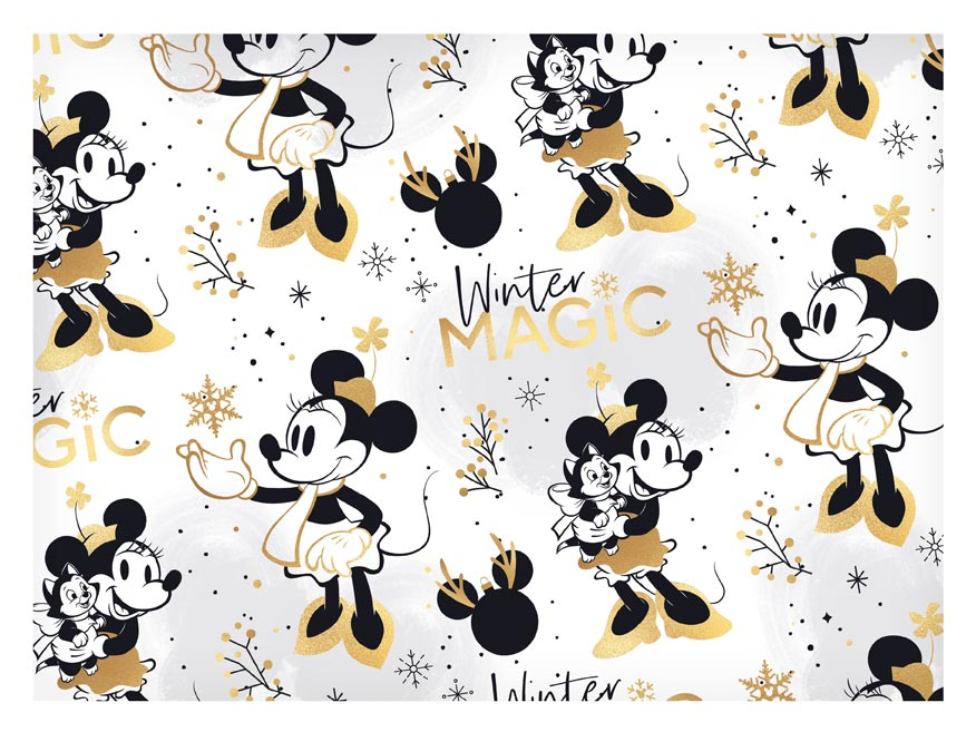 baliaci papier vianočný LUX YV041 Disney (Minnie) 5811557