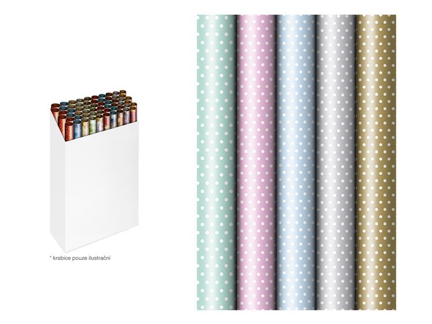 baliaci papier rolky 200x70 mix č.6 5811627