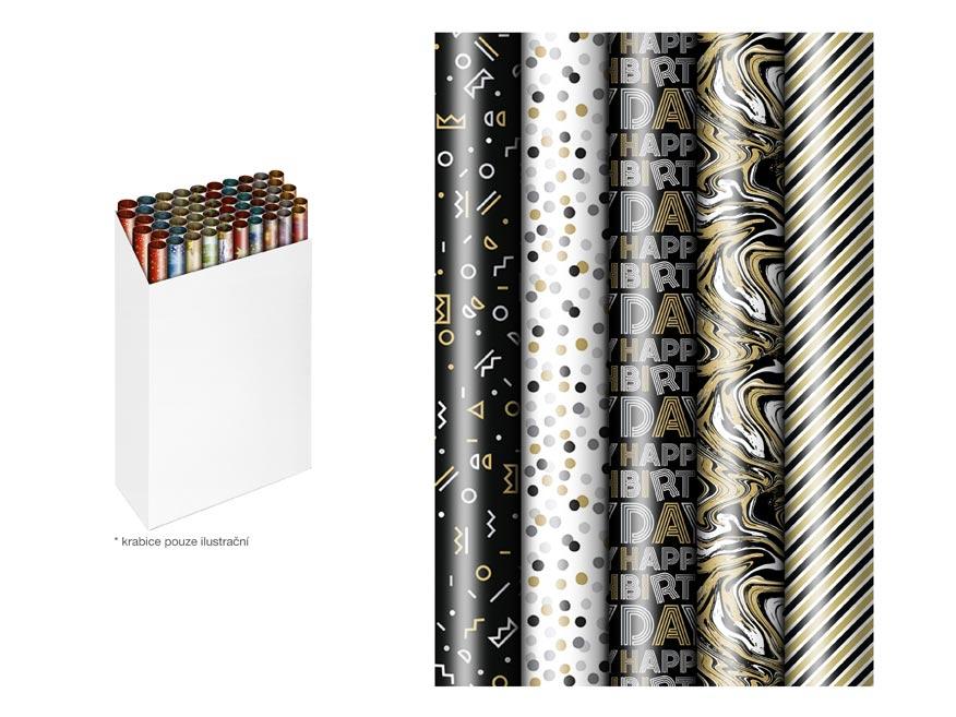 baliaci papier rolky 200x70 mix č.7 5811628