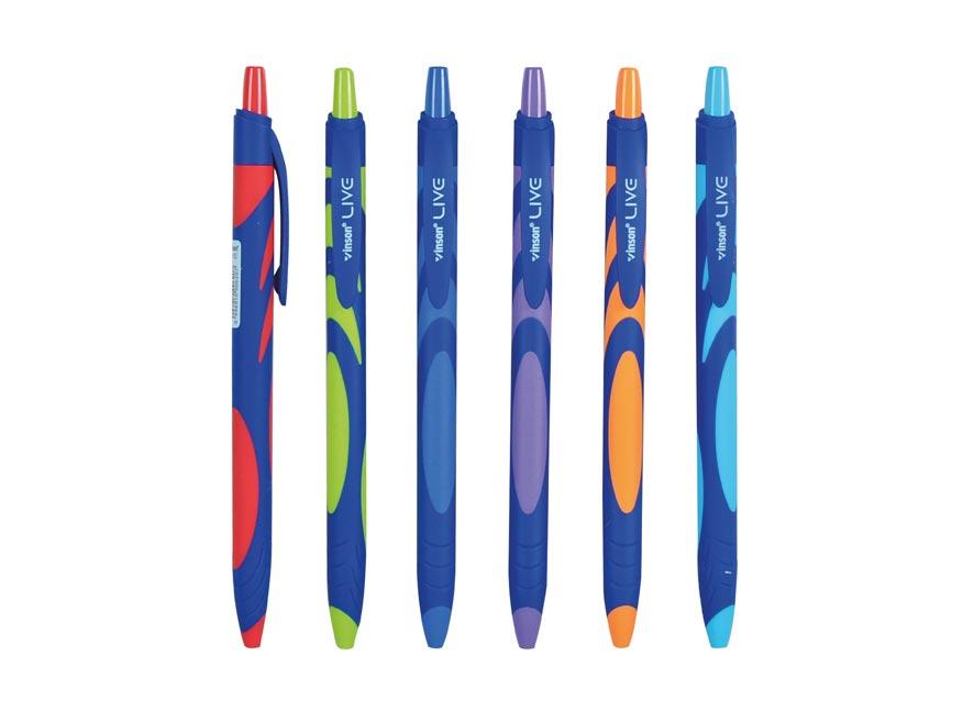 pero VSN LIVE F20 0,7mm oil pen 6001179