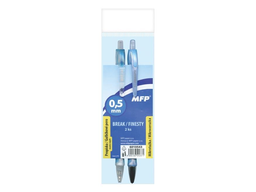 súprava BRAEK/FINESTY ceruzka a pentelka 6010543