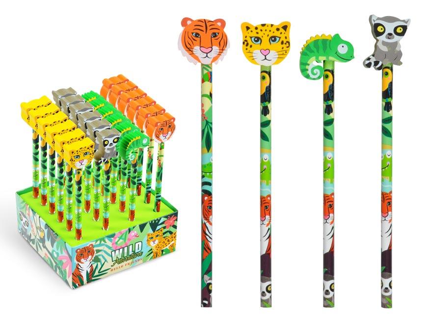 ceruzka s gumou - safari 6200347