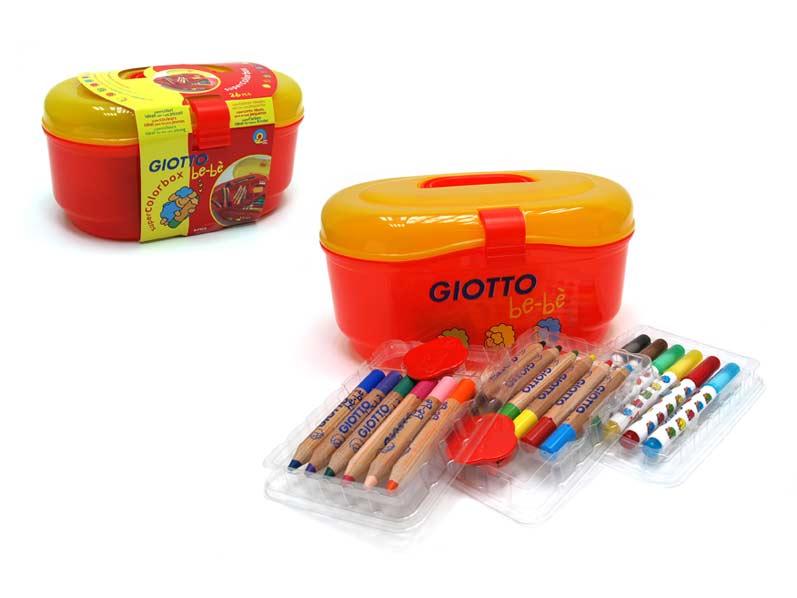 Giotto box supercolor 463900