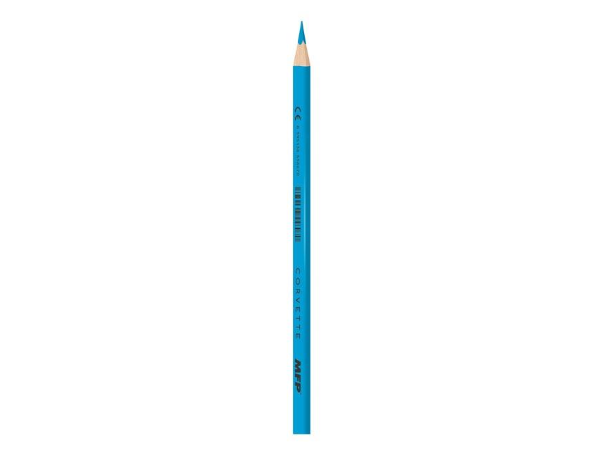pastelky Corvette modro azurová/azure blue 6300565