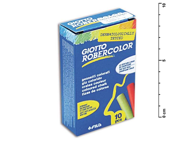kriedy Giotto Robercolor  10 ks mix farieb 6320032