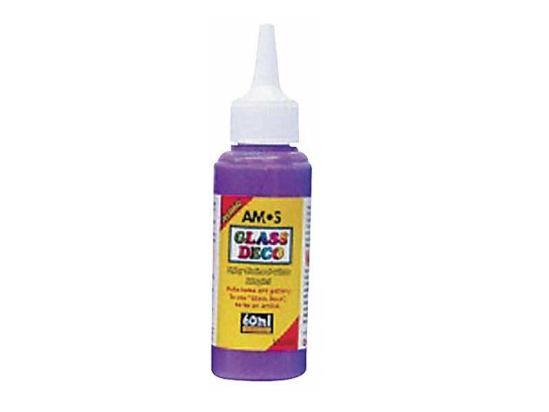 Farba na sklo 60/1503-fialová-violet 7