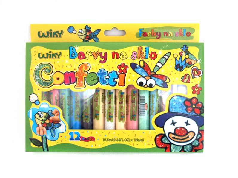 Farby na sklo 881242 konfety 10 75fed696990