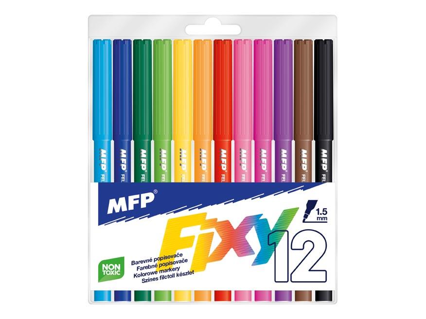 Fixy 12 PP 13,3/0,9cm