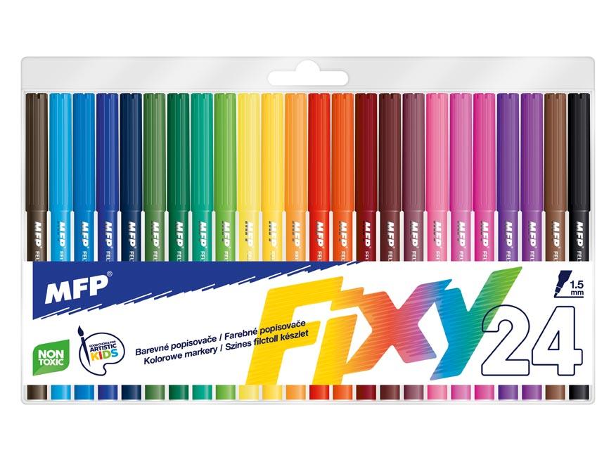 Fixy 24 PP 13,3/0,9cm