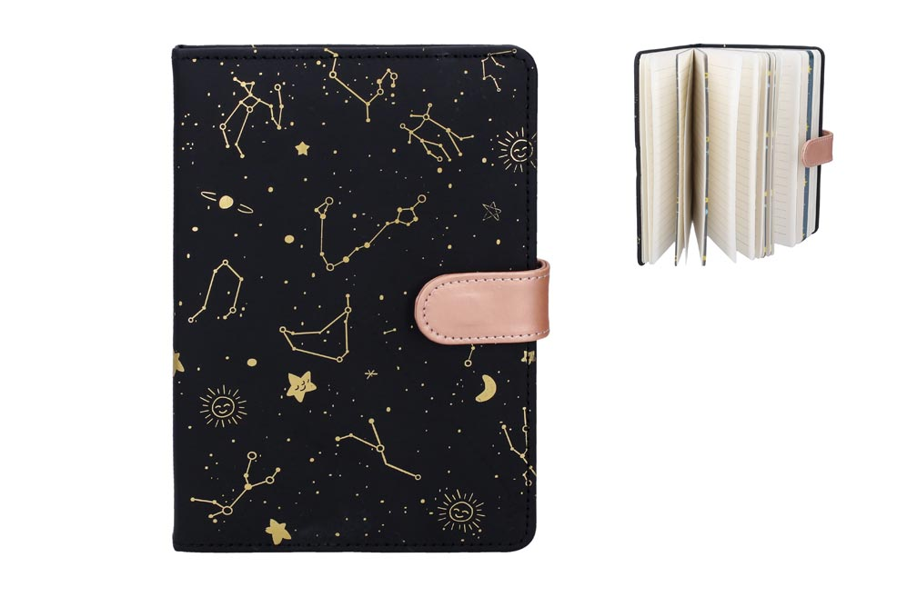 Notes W011584 13x19cm, 144 listov hviezdy