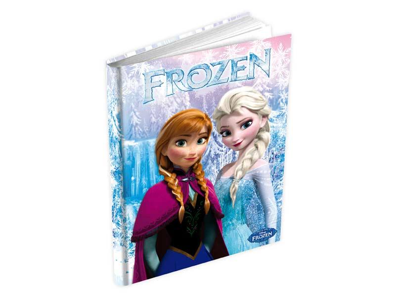 Pamätník MFP Disney Frozen (140x190mm)