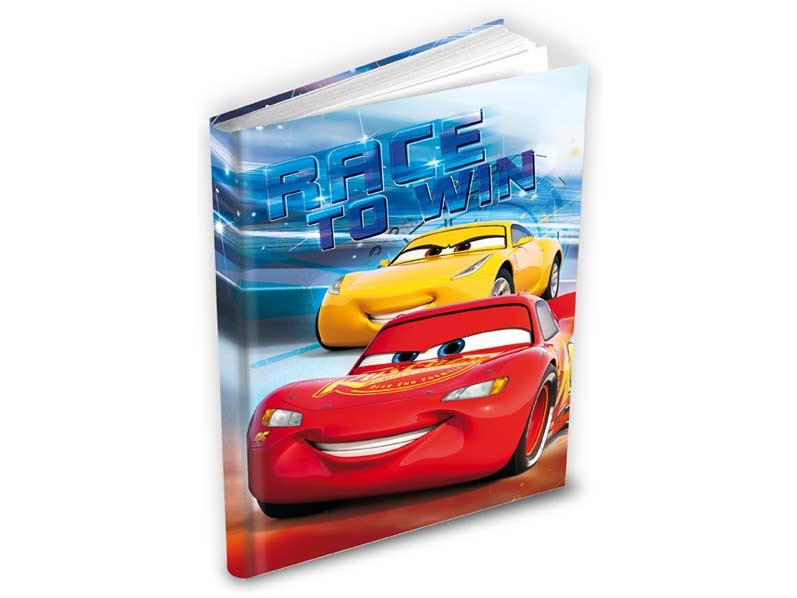 pamätník Disney Cars (140x190mm) 7510150