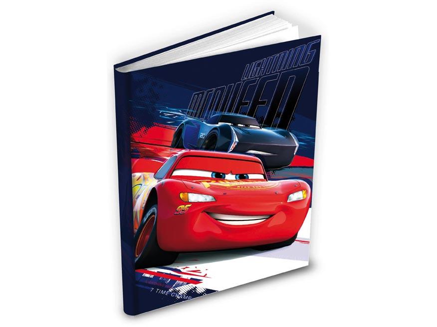 pamätník Disney Cars (140x190mm) 7510154