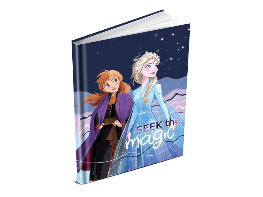 MFP 7510167 Pamätník Disney Frozen (140x190mm)