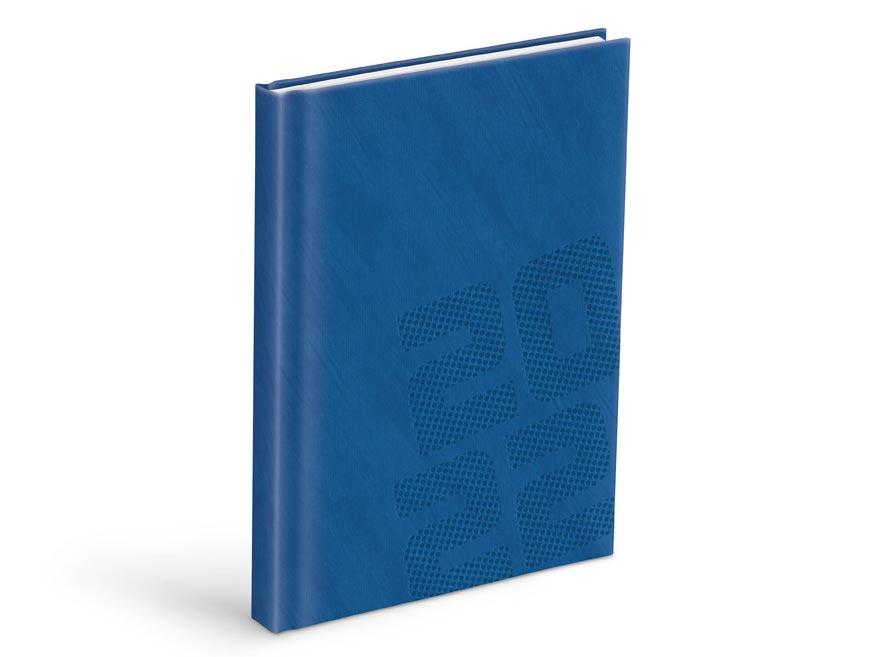 diár 2022 D801 PU blue 7781068