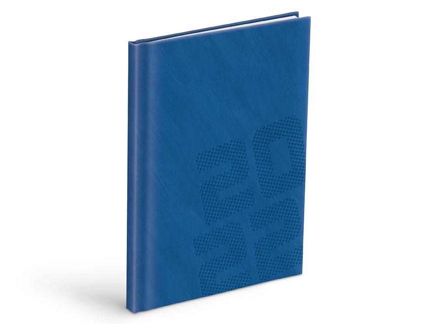 diár 2022 T805 PU blue 7781096