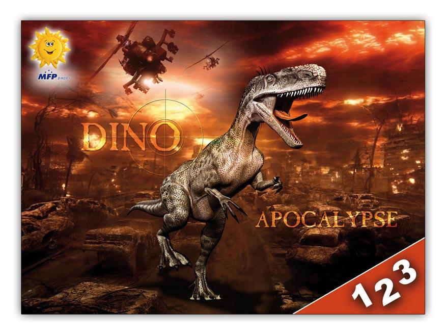 Dosky na číslice MFP Dino 023