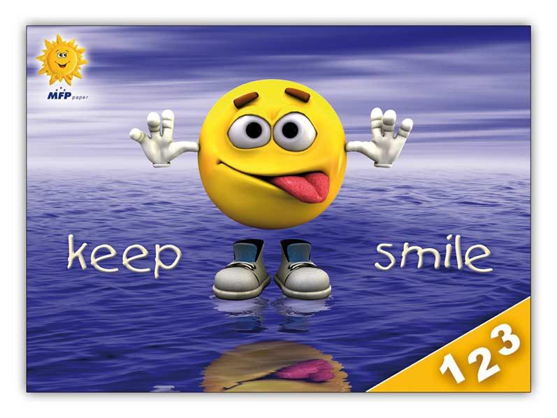 Dosky na číslice MFP Smile 027