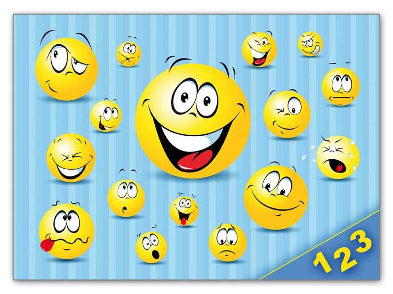Dosky na číslice MFP Smile 036