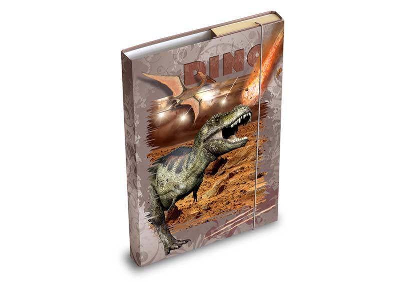 Dosky na zošity MFP box A5 Dino 60