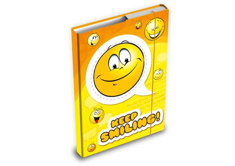 Dosky na zošity MFP box A4 Smile