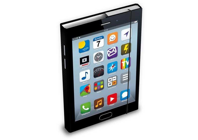 Dosky na zošity MFP box A5 Tablet