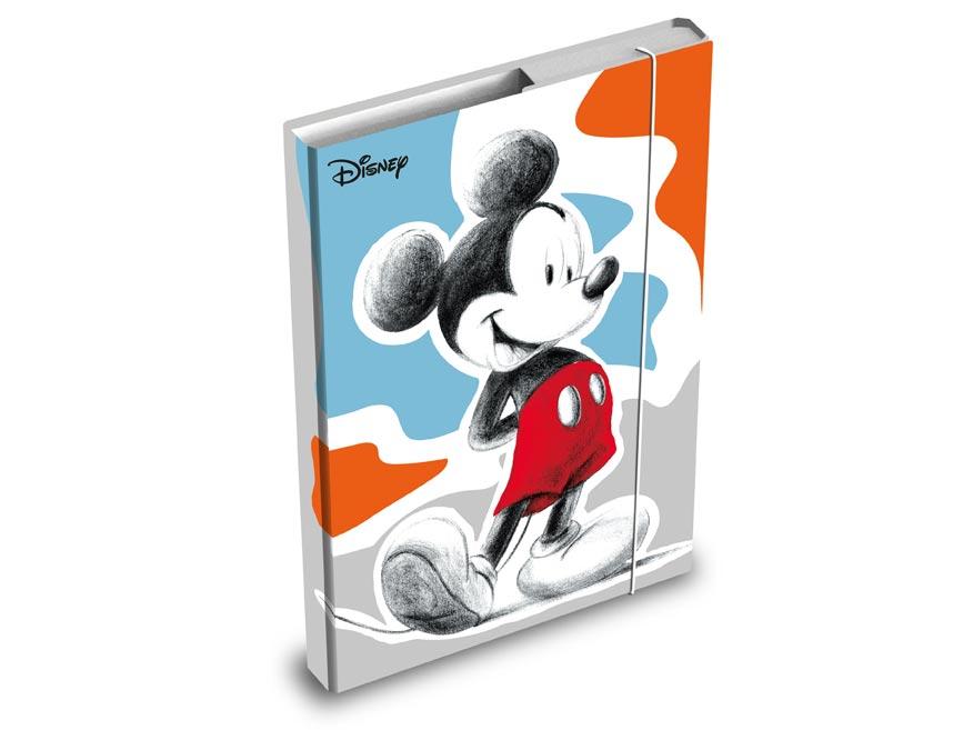 Dosky na zošity MFP box A4 Disney (Mickey)