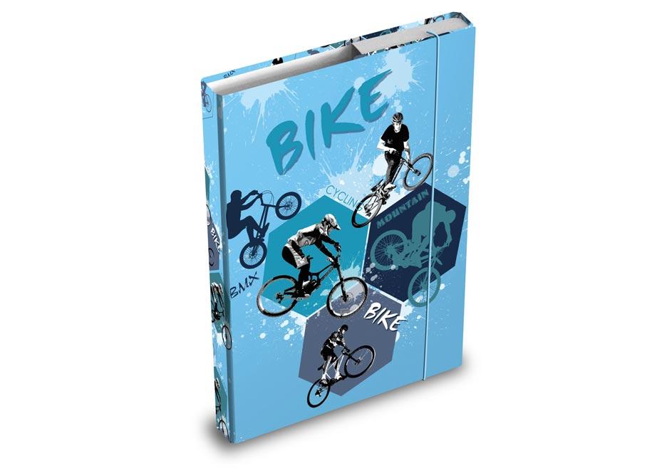 Dosky na zošity MFP box A5 Bike