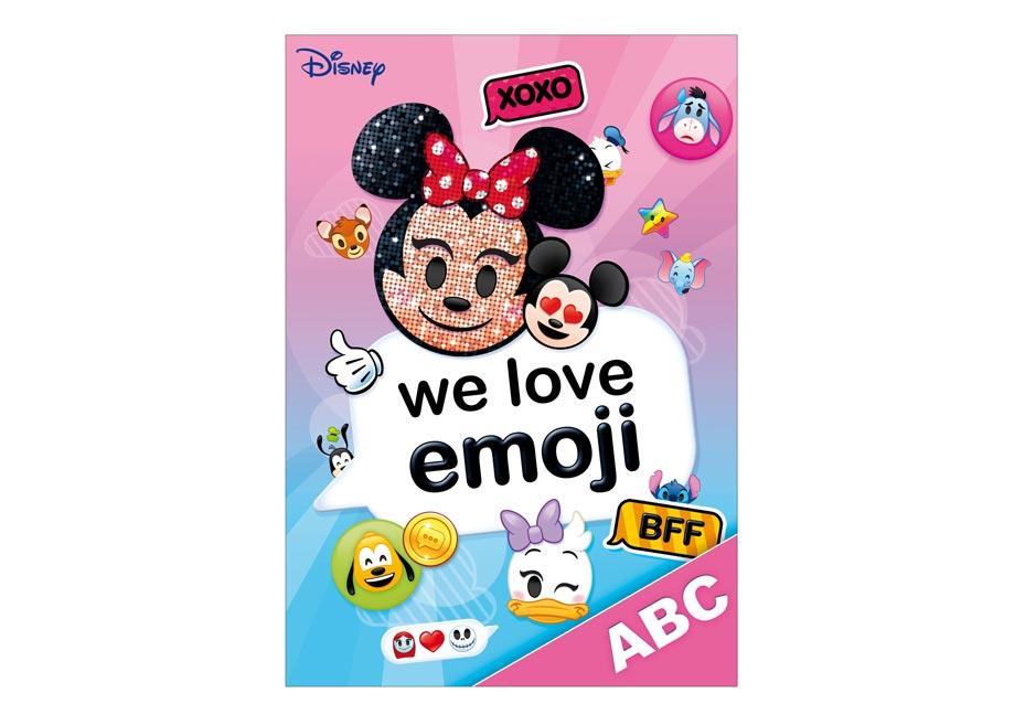 Dosky na ABC MFP Disney (Emoji)