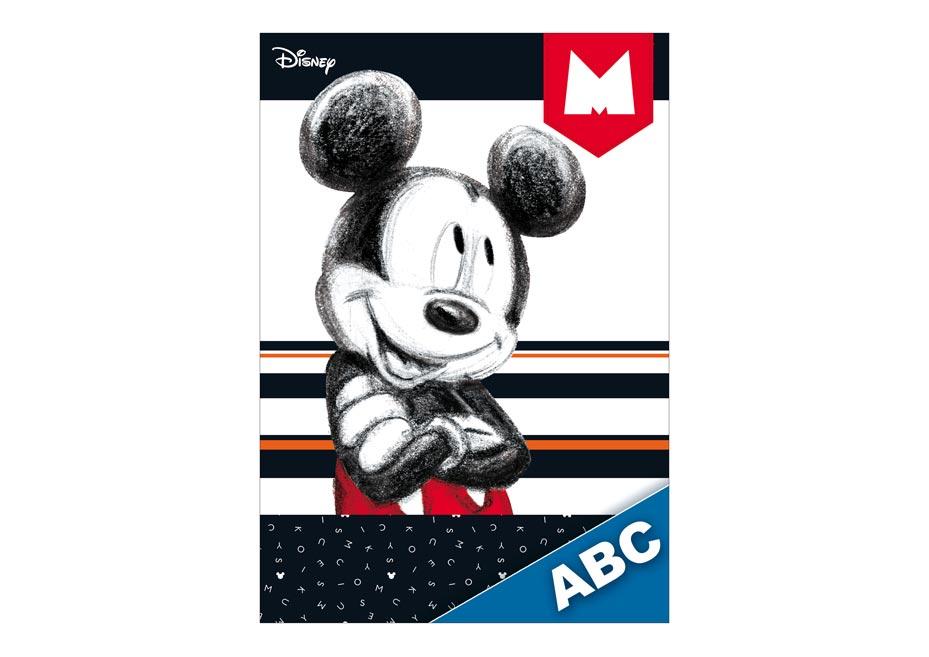 Dosky na ABC MFP Disney (Mickey)