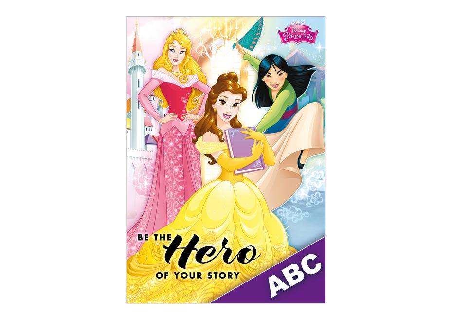 dosky na ABC Disney (Princess) 8020826