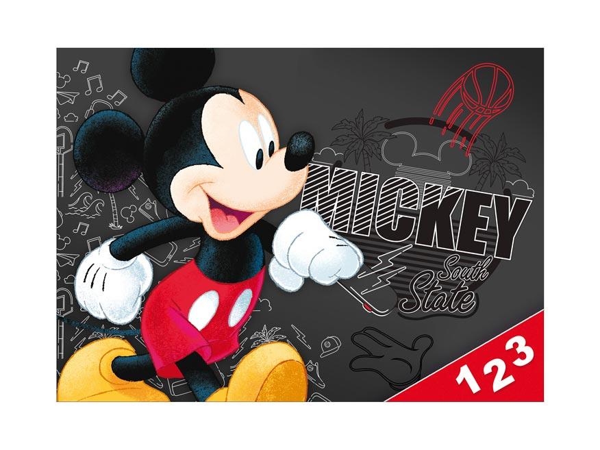 dosky na číslice Disney (Mickey) 8020836