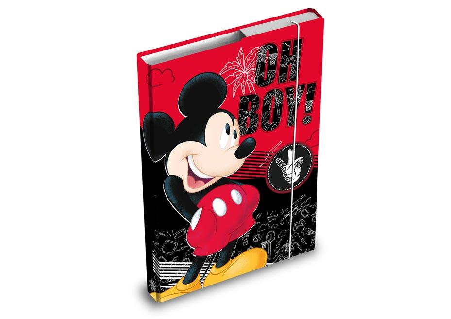 MFP 8020839 dosky na zošity box A4 Disney (Mickey)