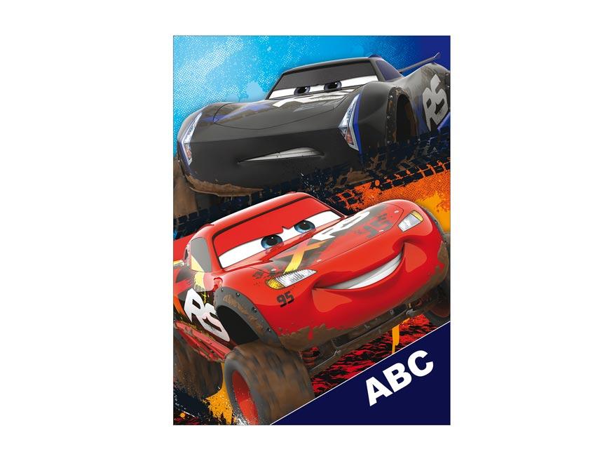 Dosky na ABC MFP Disney (Cars)