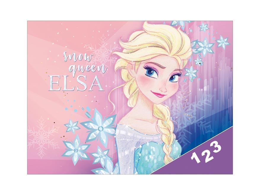 dosky na číslice Disney (Frozen) 8020879